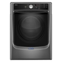 MGD5500FC Maytag Gas Dryer with PowerDry - 7.4 cu. ft. Metallic Slate