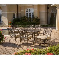 TRADITIONS7PCSW Outdoor 7 Piece Dining Set - Traditions