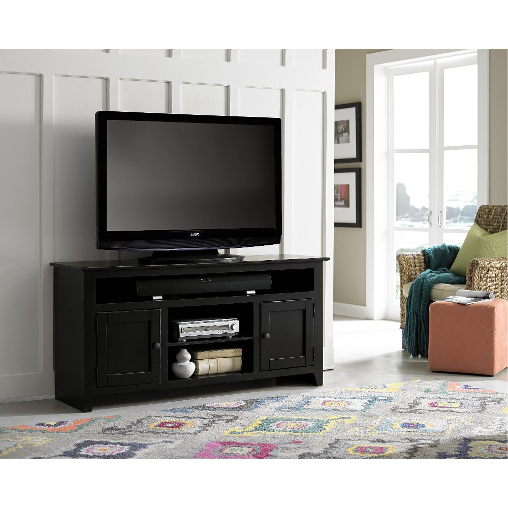 Tv Stands For Living Room.  58 Inch Black TV Stand Rio Bravo Stands t v stands for Living Room furniture RC