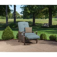 VENTURAREC-BLU Outdoor Luxury Recliner - Ventura