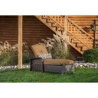 STRATHCHSTAN Outdoor Chaise Lounge Chair - Strathmere