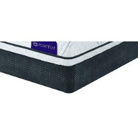 SET Serta Standard Split California King Box Spring - iComfort