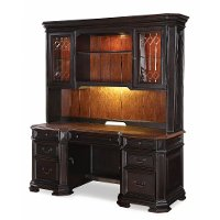 2 Piece Credenza with Hutch - Eastchester Collection