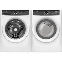 KIT Electrolux Washer and Electric Dryer Set - White