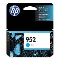 L0S49AN#140 CYAN HP 952 Cyan Original Ink Cartridge