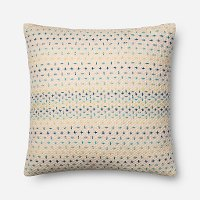 Magnolia Home Furniture Multi Color Throw Pillow