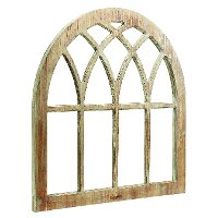 Magnolia Home Furniture Cathedral Window Frame Wall Decor