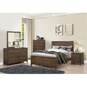 Full Size Bedroom Sets rc willey sells full bedroom sets and full size mattresses
