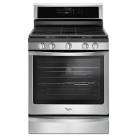WFG745H0FS Whirlpool Gas Range - 5.8 cu. ft. Stainless Steel