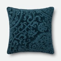 Abyss Textured Throw Pillow