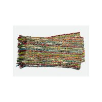 Multi-Color Tweed Throw Blanket
