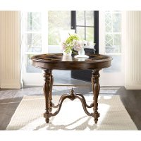 Dark Brown Archivist Entry Table
