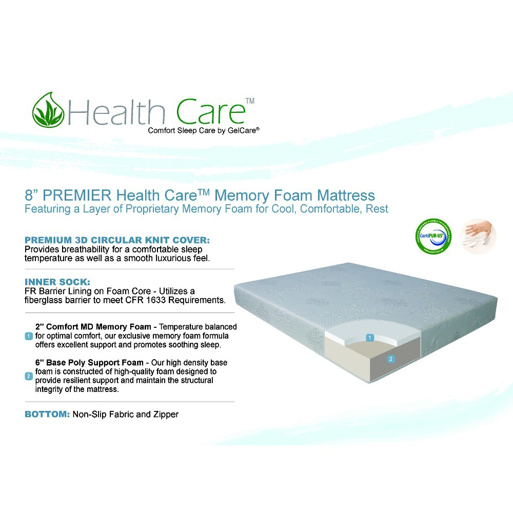 queen 8 inch memory foam mattress with adjustable base rc willey furniture store