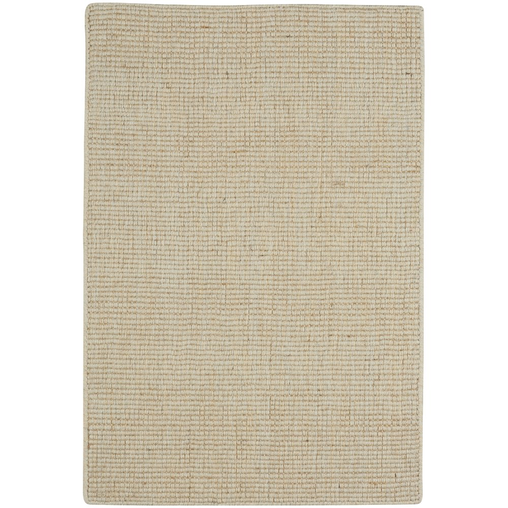 7 X 9 Large Flat Weave Cream Area Rug Montauk Ll Rc Willey Furniture