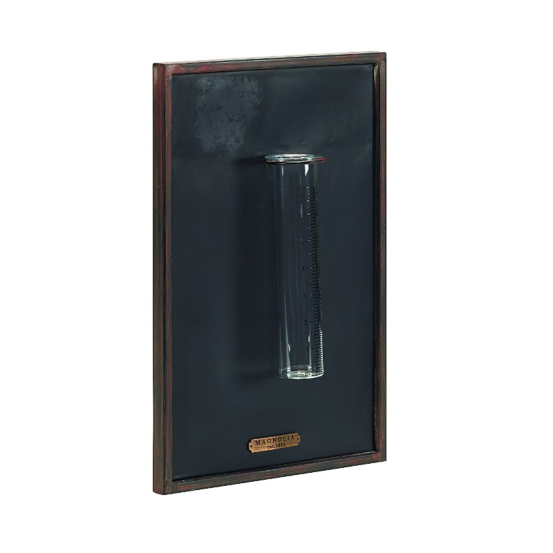 ... Magnolia Home Furniture Vintage Rain Gauge Display