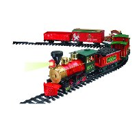 Wireless Christmas Train Set
