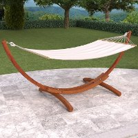 Corliving Wood Canyon Patio Hammock Rc Willey Furniture