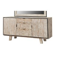 Synchrony Pearl Contemporary Dining Server Rc Willey Furniture Store