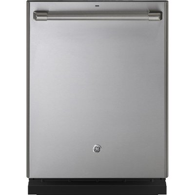 CDT835SSJSS GE Café Dishwasher - Stainless Steel with Stainless Interior