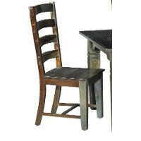 Rich Gray Dining Chair Tahoe Collection