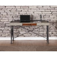 Contemporary Office Desk - Steampunk