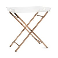 Acrylic Tray Table - Clinton