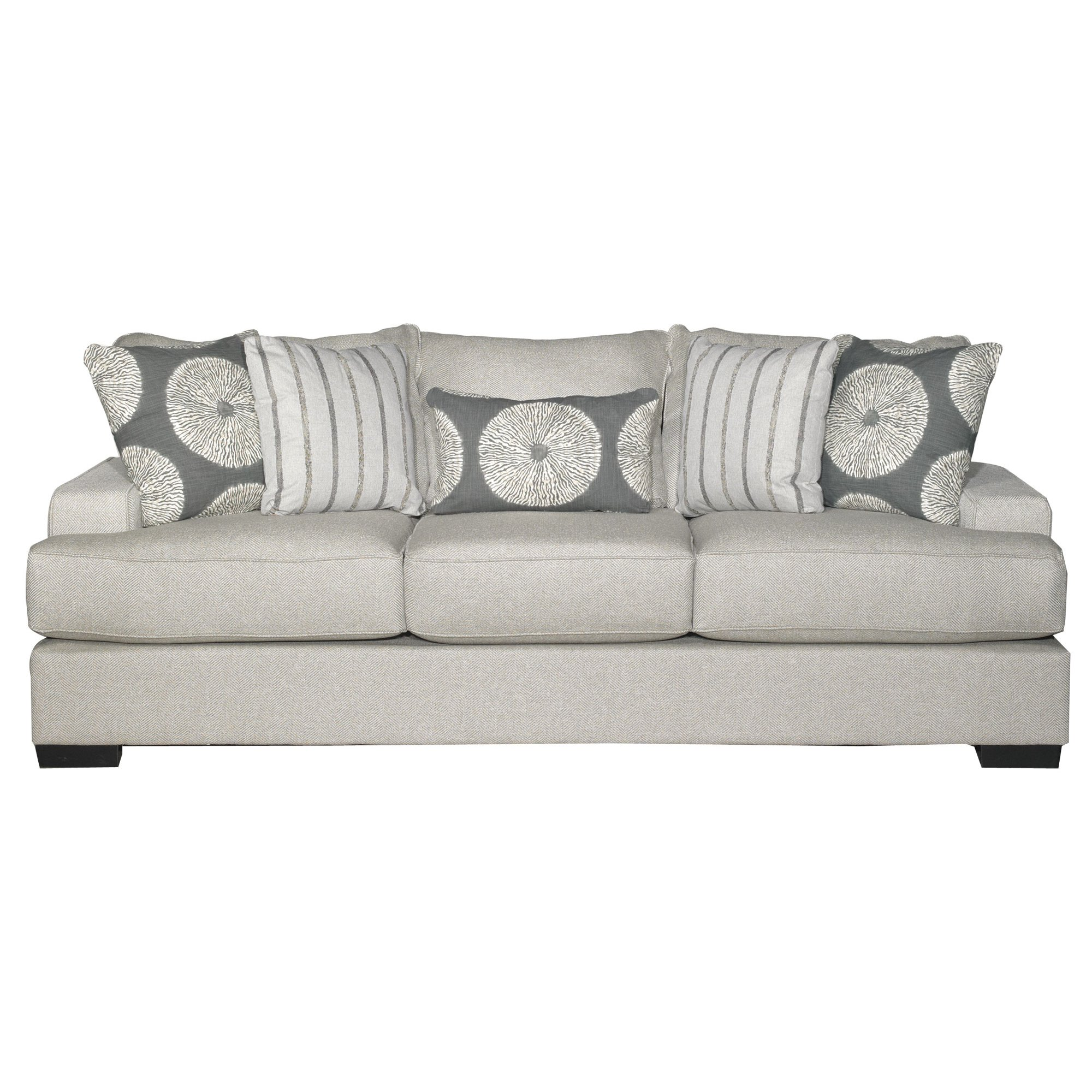 RC Willey sells fabric sofas and couches for your den