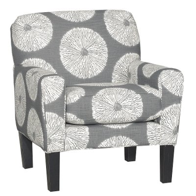 Popular Grey Accent Chair Property