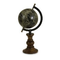 Chic Looking Moonlight Globe - Globes Collection