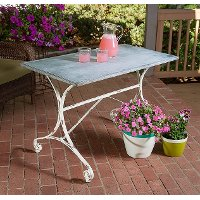 Impressive Galvanized Table - Katie