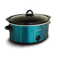 Crock-Pot 6-Quart Manual Slow Cooker with Travel Strap
