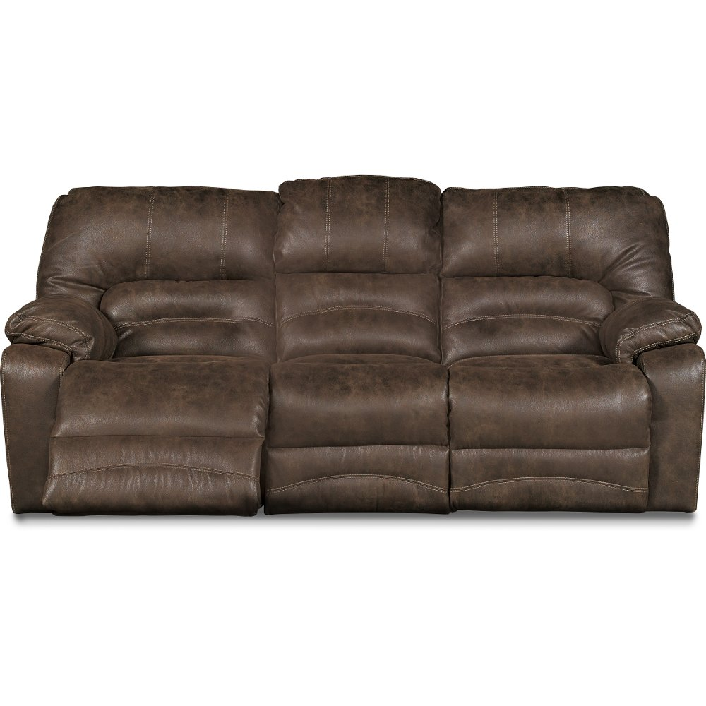 Chocolate Brown Microfiber Power Reclining Sofa - Legacy | RC Willey Furniture Store  sc 1 st  RC Willey & Chocolate Brown Microfiber Power Reclining Sofa - Legacy | RC ... islam-shia.org