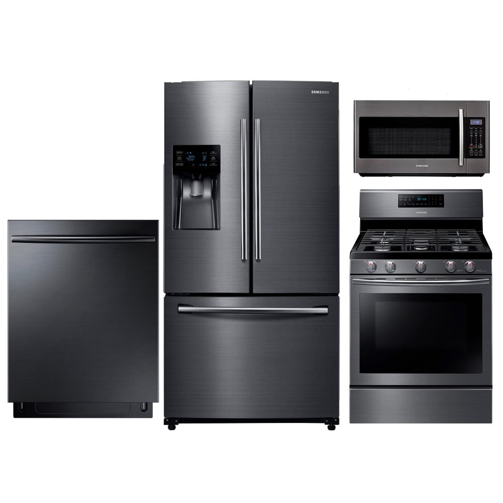 samsung kitchen appliance package bundle designs stainless steel bundles ge and