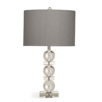 Hollywood Glam Crystal Table Lamp