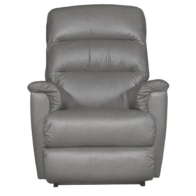 1HR-713/LB143554PRCL Smoke Gray Leather-Match Power Recliner - Tripoli  sc 1 st  RC Willey & Smoke Gray Leather-Match Power Recliner - Tripoli | RC Willey ... islam-shia.org