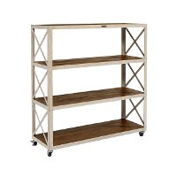 Magnolia Home Furniture Factory Shelf