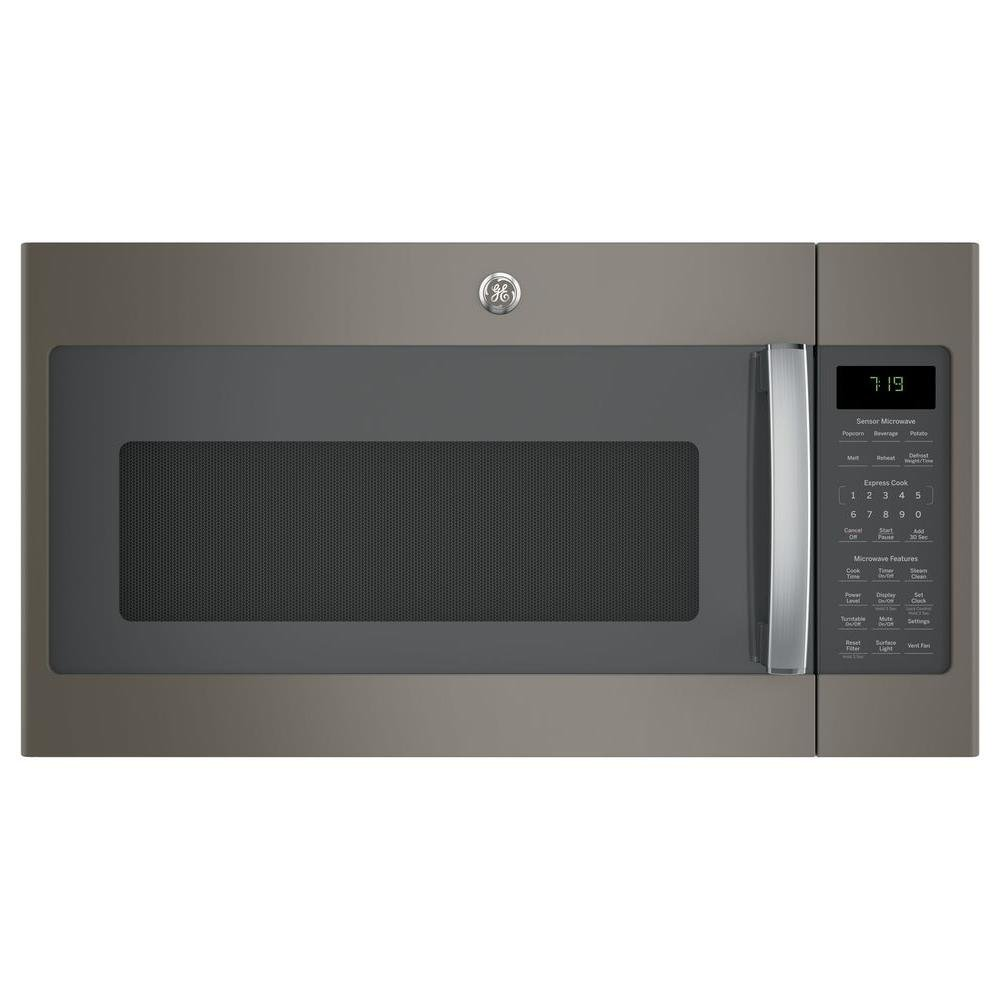 Ge 4 Piece Kitchen Appliance Package With Gas Range