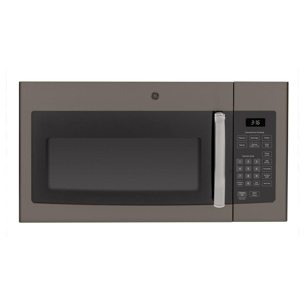 Over The Range Microwave Oven Slate Rc Willey Furniture