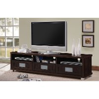 Dark Brown TV Storage Cabinet (63 Inch) - Gerhardine