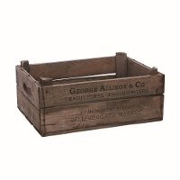 Rectangle Wooden Crate