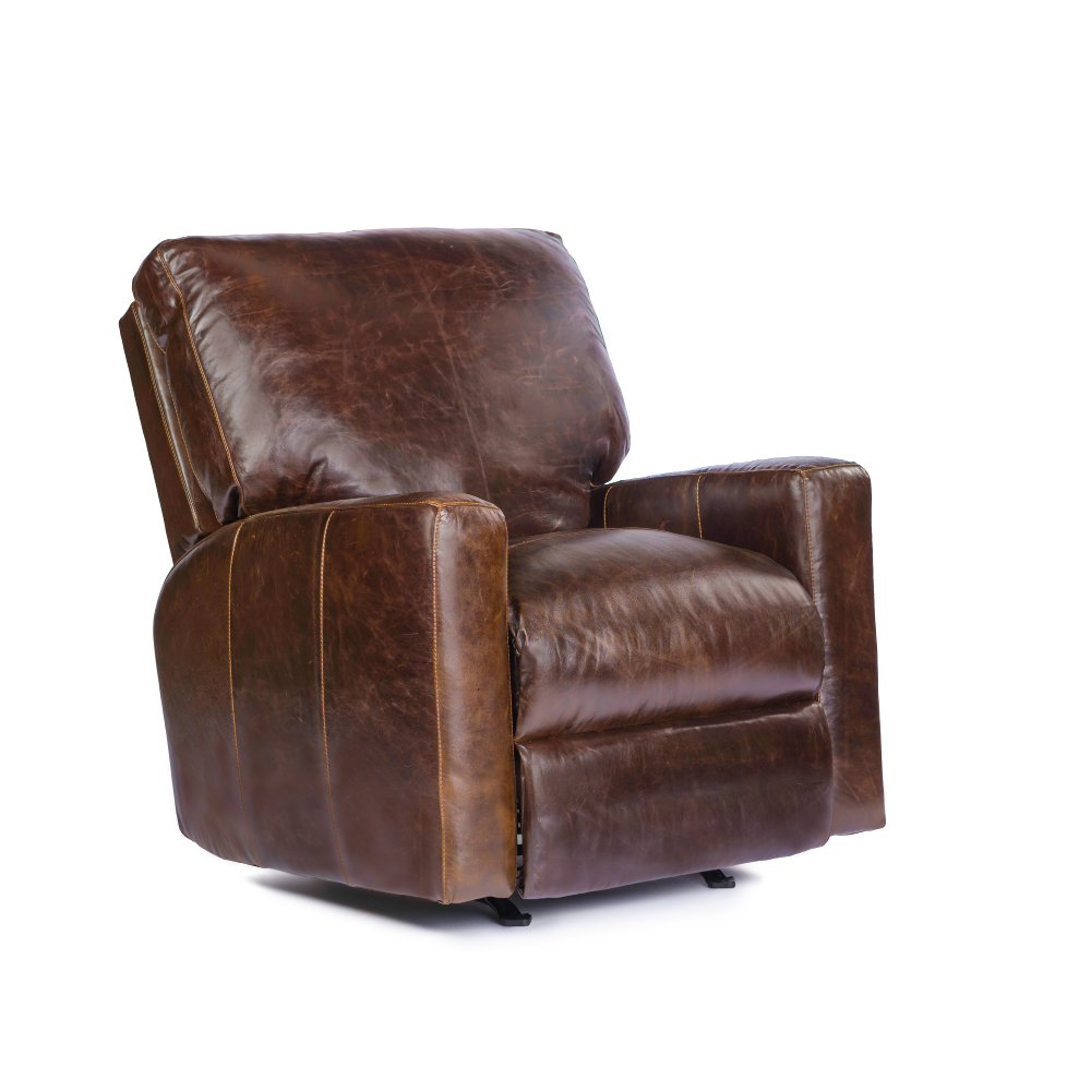 Tobacco Leather Power Recliner - Mayfair Collection | RC Willey Furniture Store  sc 1 st  RC Willey & Tobacco Leather Power Recliner - Mayfair Collection | RC Willey ... islam-shia.org