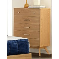 light ash bedroom furniture light ash mid century modern chest of drawers anika rc 15802