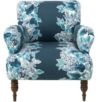 9505WNDCRNIND Windy Corner Indigo Accent Chair