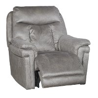 Slate Gray Reclining Lift Chair - Masterpiece