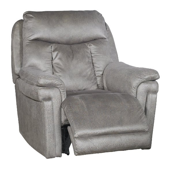 ... Slate Gray Reclining Lift Chair - Masterpiece  sc 1 st  RC Willey & Lift Chairs - Chairs - Recliners - RC Willey