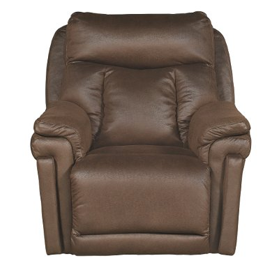 Saddle Brown 3 Motor Lift Chair- Devin | RC Willey Furniture Store