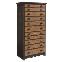 Magnolia Home Furniture Library Chest of Drawers