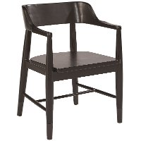 Clearance Magnolia Home Furniture Captain Arm Chair