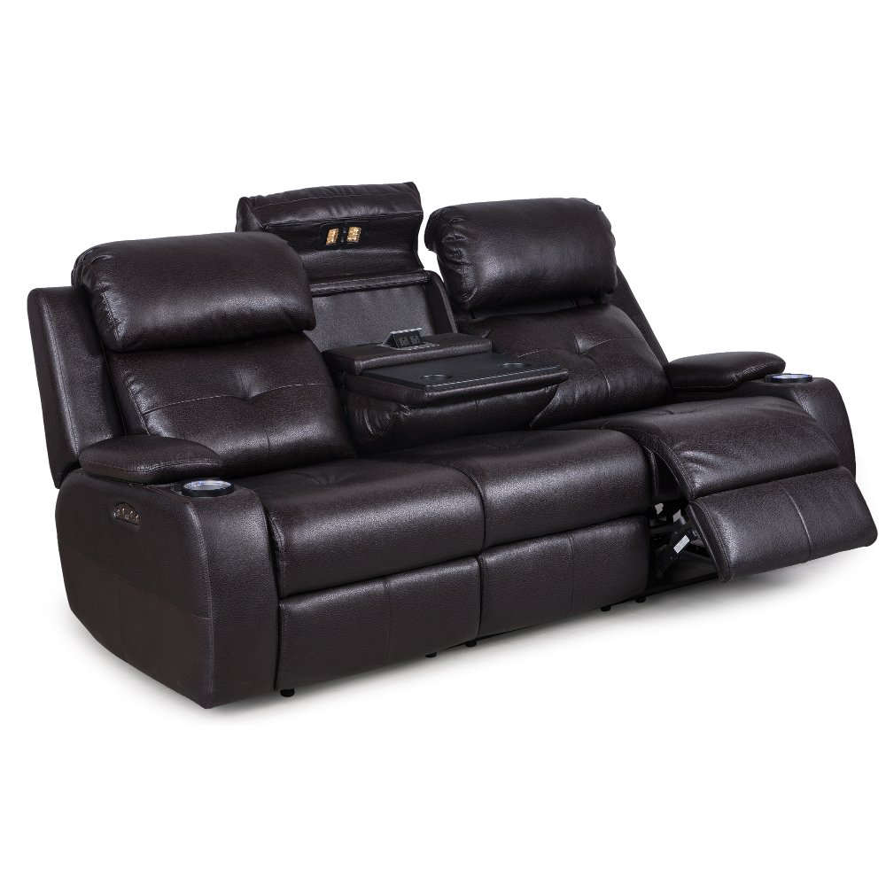 editions natuzzi recliner reclining electric maestro loveseat