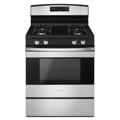 AGR6603SFS Amana Gas Range - 5.0 cu. ft. Stainless Steel